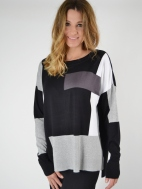 Blocks Pullover by Planet