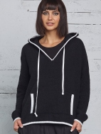Boucle Hoodie by Planet