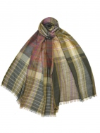 Cambridge Olive Scarf by Dupatta Designs