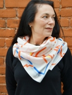 Carly Scarf by Amet & Ladoue