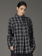 Checkered Jacket by Grizas
