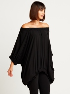 Chic Blouson Top by Planet