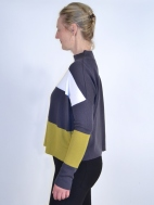 Color Block Sweater by Planet