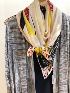 Come Scarf by Amet & Ladoue