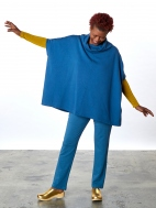 Cowl Neck Poncho by Bryn Walker
