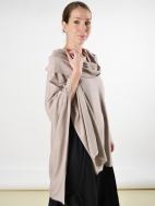 Cowl Poncho by Planet