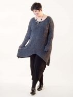 Crinkle Wave Tunic by Grizas