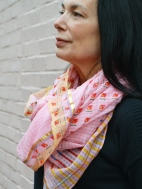 Cristal Scarf by Amet & Ladoue
