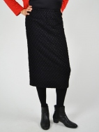 Crushed Cotton Skirt by Klok