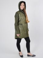 Day Runner Duo Tone Reversible Rain Jacket by Mycra Pac