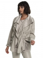 Drawstring Jacket by Planet