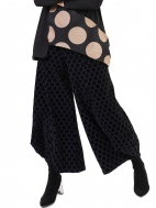 Flocked Dot Pant by Alembika