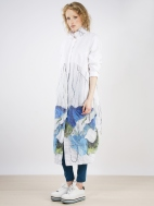 Flora Linen Jacket by Grizas