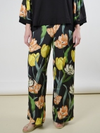Floral Long Pant by Alembika