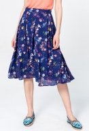 Floral Skirt by Ivko