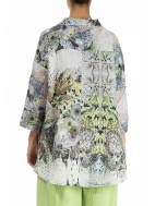 Flowers Print Blouse by Grizas