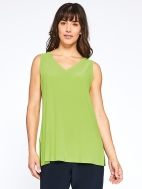 Go To V-Neck Tank by Sympli