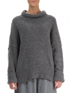 High Neck Cozy Sweater by Grizas