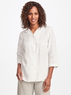 In Line Blouse by Flax