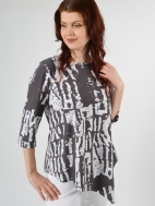 Jive Print Top by Porto