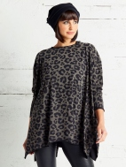 Leopard Swing Tee by Planet