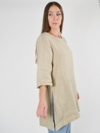 Light Linen Bre Tunic by Bryn Walker
