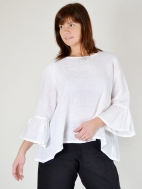 Light Linen Fran Shirt by Bryn Walker