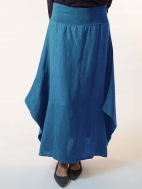 Light Linen Hamish Skirt by Bryn Walker