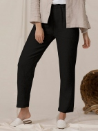 Linen Narrow Pant by Sympli