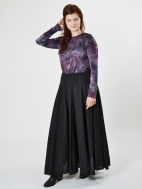 Long Skirt with Darts by Luna Luz
