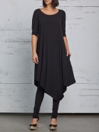Long Sleeve Hanky Dress by Planet