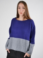 Mary Sweater by Plush Cashmere