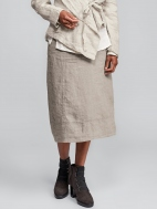 Multi-Facet Skirt by Flax