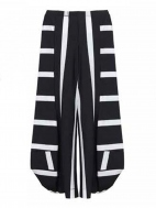 Multi Stripe Punto Pant by Alembika
