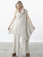 Natural Noa Tunic by Bryn Walker