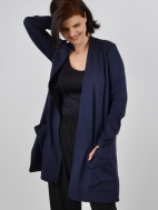 Navy Cardigan by Alembika