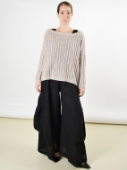 Off Shoulder Knit by Planet