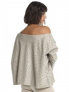 Off The Shoulder Tee by Planet
