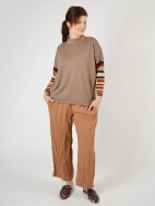 Opal Skinny Tee by Plush Cashmere