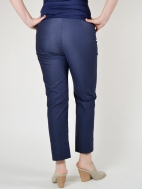 Pique Jerry Ankle Pant by Peace Of Cloth