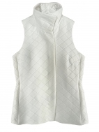 Plaza Quilted Vest by Mycra Pac