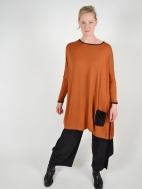 Pocket Tunic by Chiara Cocol