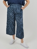Print Cotton Casbah Pant by Bryn Walker