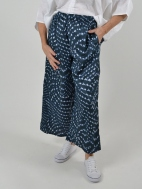 Print Cotton Flood Pant by Bryn Walker