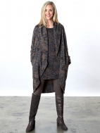 Print Yasmin Tunic by Bryn Walker