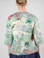 Printed Jacquard Jacket by Ivko