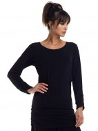Rouched Long Sleeves by PLANET