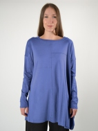 Seamed Crew Top by Planet