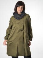 Short Donatella Reversible  Rain Coat by Mycra Pac