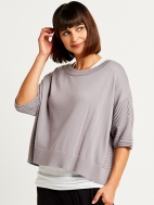 Short Sleeve T Knit by Planet